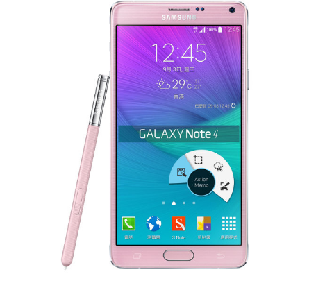 Samsung Note 4 (open box)
